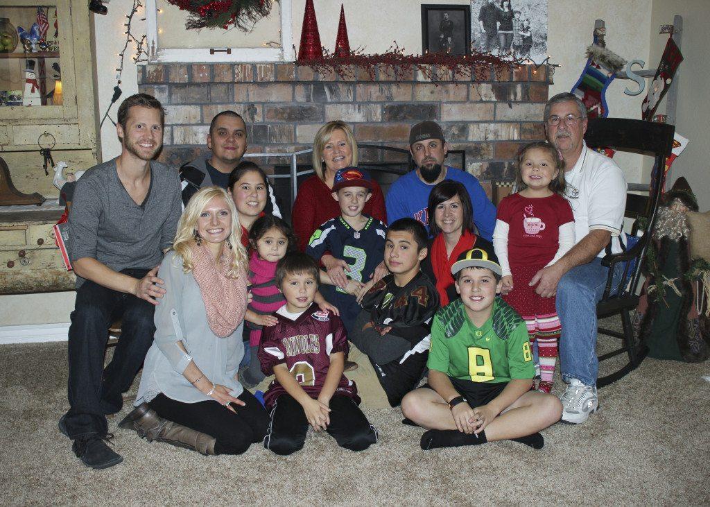 petrie family